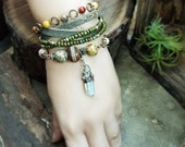 Another Frustrating Bracelet - Bohemian Hippie Wrap Bracelet