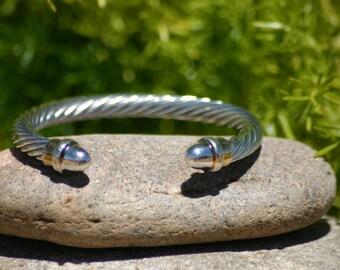 Vintage Bracelet, Cuff Bracelet, Bangle Bracelet, Jewelry