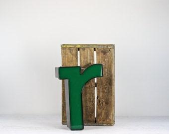 Metal Letter r, Wall Letters, Industrial Metal Letters, , Metal Letter Decor, Metal Letters Vintage