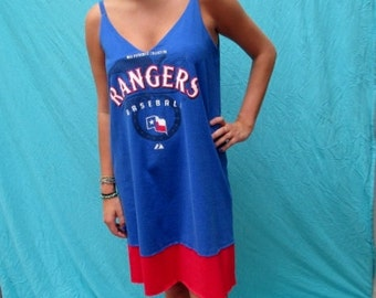 Texas Rangers Game Day Dress Opening Day Ready!