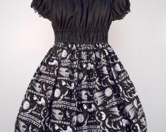 Ouija Board Onepiece Dress