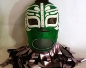 El Misterioso Wrestling Mask Mardi Gras day of the dead halloween party masks Horror masquerade Classic Lucha Libre heros