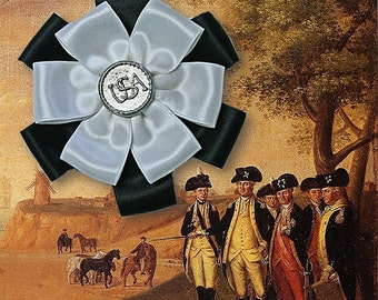 Revolutionary War Alliance Cockade