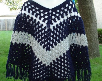 Crochet Poncho Easy PDF Pattern Crochet Poncho Pattern Poncho Shawl Is not a finished product. It is a PDF Pattern
