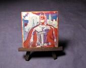 The Batman, Table-Top Artwork w/ Easel