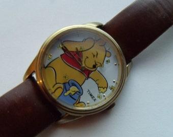 Winnie the Pooh Watch Timex Rotating Bees Runs Disney