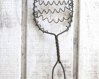Vintage Wire-Ware Spoon Kitchen Utensil Whip