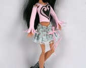 Monster High Doll Fashion Tricky Sweet