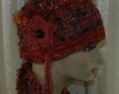 Ladies Flapper Hat