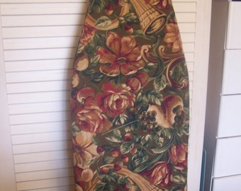 Ironing Board Cover Floral Fall Colors (#1)