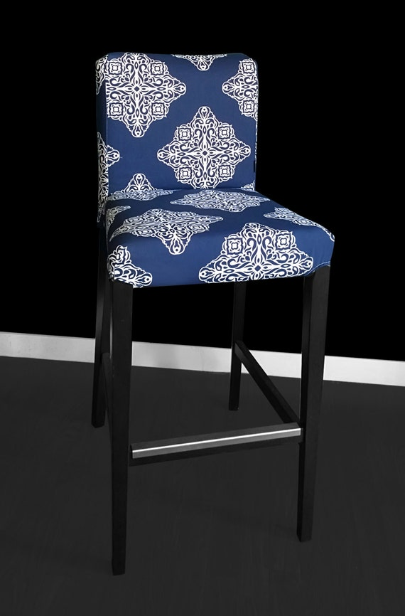 Ikea Henriksdal Bar Stool Chair Cover Esperanza By