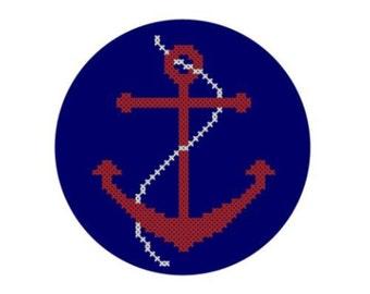 Anchor cross stitch | PATTERN