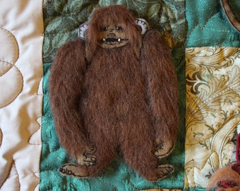 Labyrinth - Ludo - Patch / pin / brooch embroidered - Jim Henson