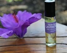 Lavender Skies // Lavender & Amyris Blend