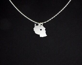 Tanzania Necklace - Tanzania Jewelry - Tanzania Gift