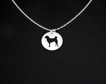 Appenzeller Sennenhund Necklace - Appenzeller Sennenhund Jewelry - Appenzeller Sennenhund Gift