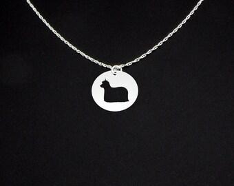 Yorkshire Terrier Necklace - Yorkshire Terrier Jewelry - Yorkshire Terrier Gift - Yorkie Necklace - Yorkie Gift - Yorkie Jewelry