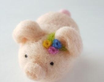 Mini Spring Piglet Plumpdrop