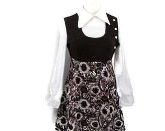 Girls Dress, Girls Vintage Dress, XS Dress, Retro Dress, Vintage Dress, Teen Girl Dress, Vintage Dresses