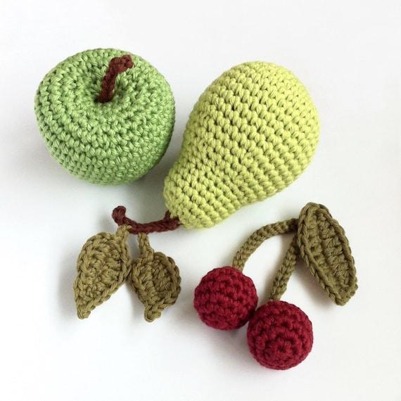 Crocheting Vegetables : Crochet Fruit Crochet Vegetables Crocheted Fruit Crocheted Vegetables ...