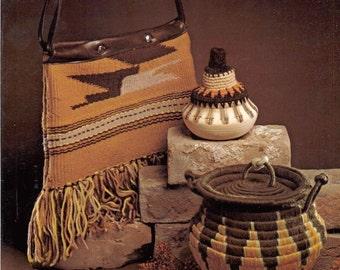 Basket Weaving:  Plus (1977) by H. Trester