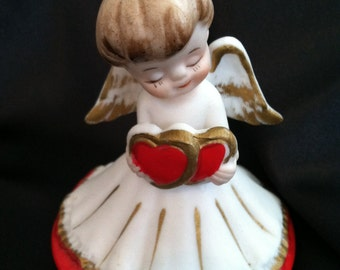 Lefton Valentine Angel #2774