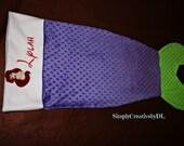 Custom mermaid Blanket for LMH