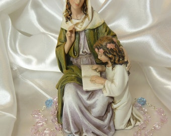 St. Ann Rosary~FREE U.S. Shipping