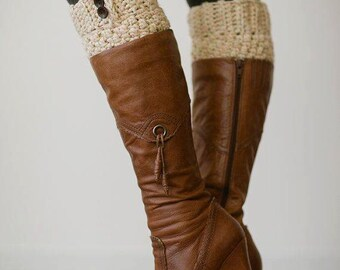 Blow Out SALE! 50% off all boot cuffs boot toppers leg warmer hand made