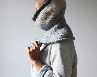 Helena Balaclava Pattern | Knitting Tutorial