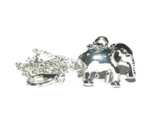 Elephant Necklace, The Kids Shop, Lucky Elephant, Necklace With Elephant Charm