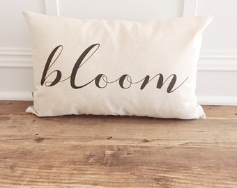 Bloom Pillow Cover