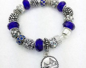 San Francisco Charm Bracelet