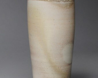 Clay Tumbler Wine Cup Wood Fired D85