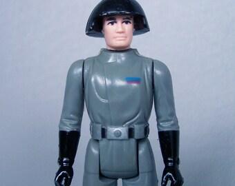 Vintage Star Wars Death Star Commander C8 100% Complete