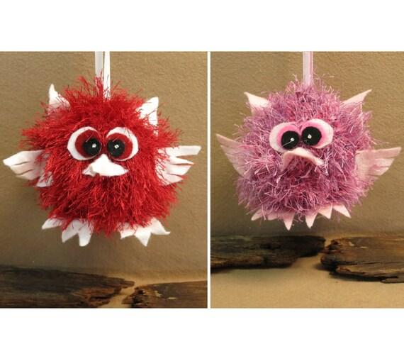Plush Toy Knitted Amigurumi Nursery Baby Shower Gift Fluffy