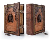 Anatomia Humani Corporis, 8 x 11 inches, ultimate Renaissance anatomical sketchbook, Medieval leather journal, Da Vinci sketchbook