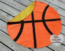 Unique Basketball Blanket Related Items Etsy