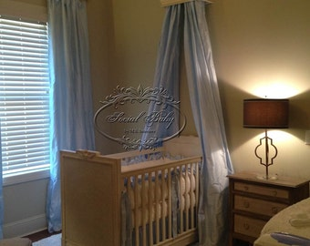 Baby Blue Crib Bedding for Boys