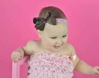 Valentine Bow Headband.Valentine Hair Bow.Valentine Baby Headband.Valentine Headband.Valentine's Bow Headband.Valentines Headband.Baby Bow