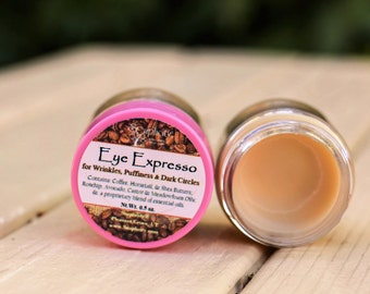 Eye Expresso, All-natural Eye Cream, .5 oz