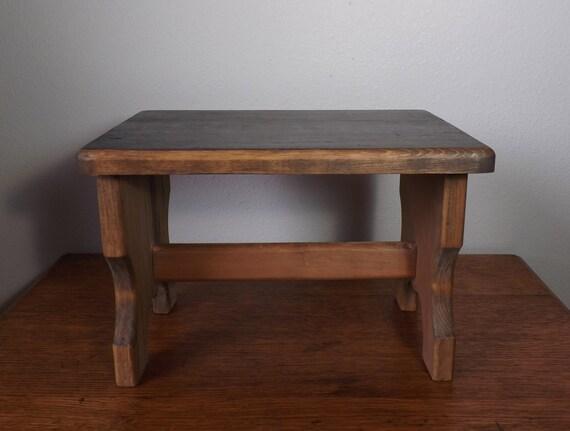 Wooden Kitchen Step Stool ~ Wood step stool kitchen child s