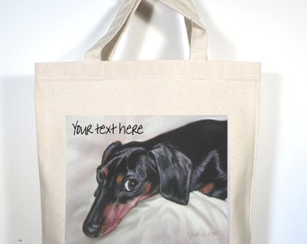 "Shop ""dachshund gift"" in Bags & Purses"