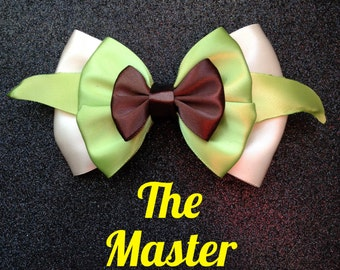 Jedi Master Inspired Bow