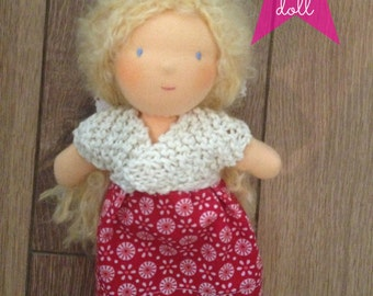 Custom Waldorf Doll