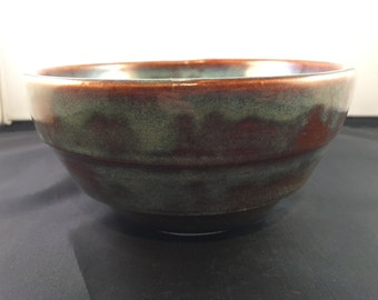 Blue-Brown Bowl