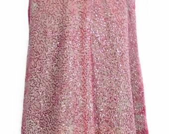 Shell_Fairy Glitter Pink