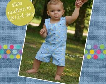 Baby Wyatt -Shortall - NB to 24mos Baby boys