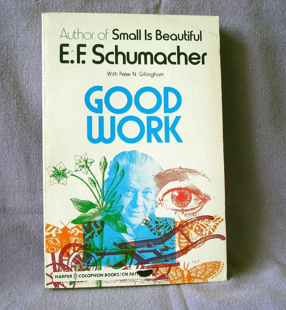 schumacher minor is actually beautiful
