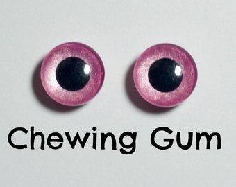 Eyechips 13 mm - colour Chewing Gum sized Pullip recent models